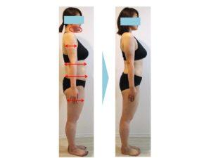 ダイエット‗ボディメイク‗大森‗C‗変化‗体重‗体脂肪率‗結婚式‗ウェディング‗ドレス‗背中‗お腹‗ふともも‗太もも‗すっきり‗二の腕‗デコルテ‗鎖骨5