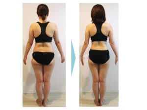 ダイエット‗ボディメイク‗大森‗C‗変化‗体重‗体脂肪率‗結婚式‗ウェディング‗ドレス‗背中‗お腹‗ふともも‗太もも‗すっきり‗二の腕‗デコルテ‗鎖骨2