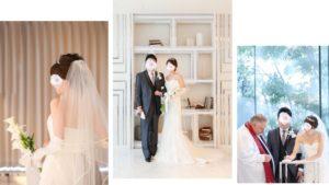 結婚式|ウェディングドレス