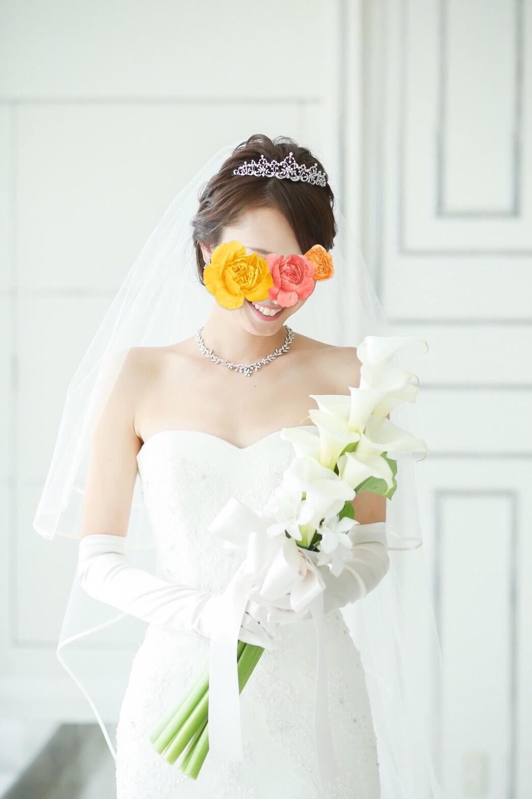 結婚式_花嫁_プレ花嫁