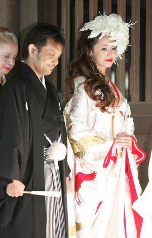 沢尻エリカ_結婚式