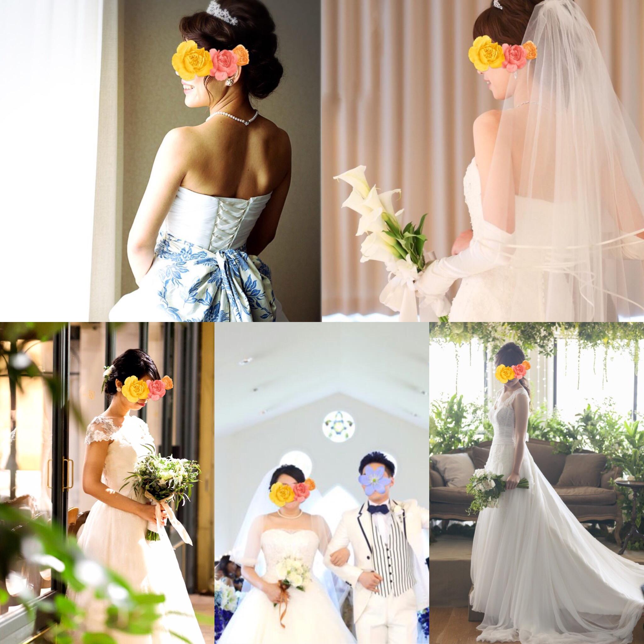 結婚式に向けたダイエットで美しくウェディングドレスを着こなす。