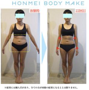痩せた|ダイエット|ボディメイク|パーソナル|大田区|大森