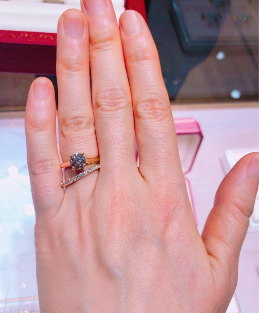 婚約指輪|結婚|入籍|花嫁|ダイエット|ボディメイク