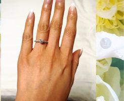 プロボーズ|婚約|ウェディング|大森