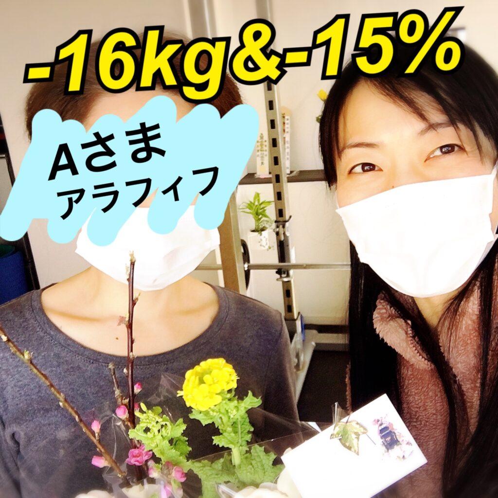 大田区大森のパーソナルトレーニングで痩せる